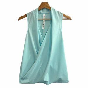 Lululemon Crossover Sleeveless blouse